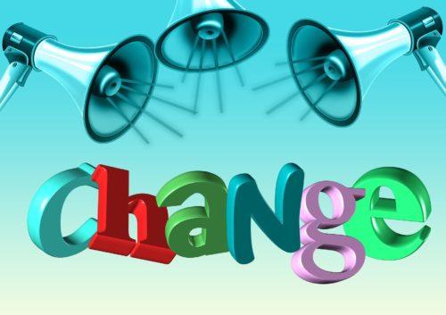 förändring