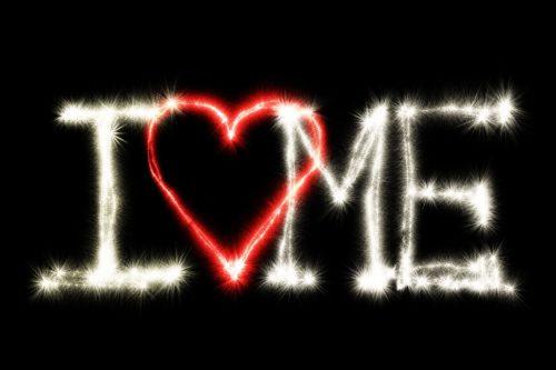 I love me - självkänsla